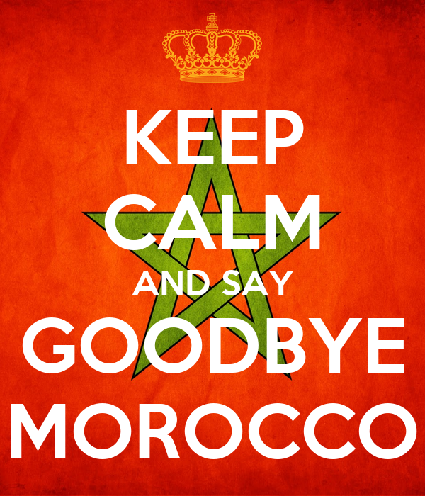 how to say goodnight in moroccan