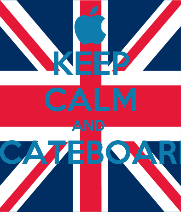 KEEP CALM AND  SCATEBOARD