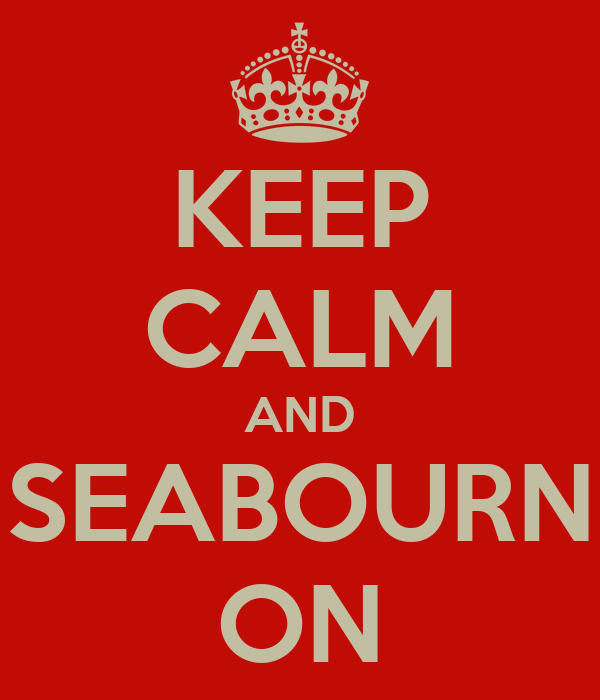 KEEP CALM AND SEABOURN ON