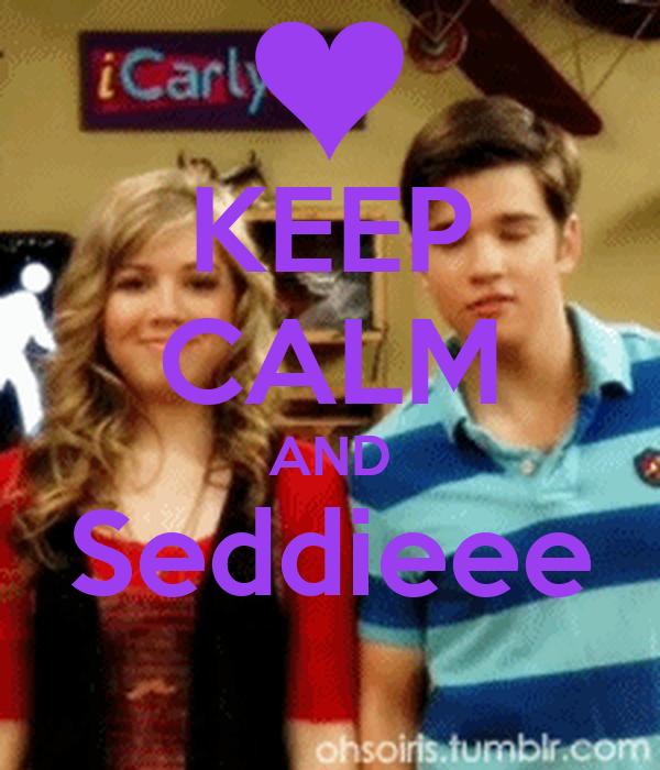 KEEP CALM AND Seddieee