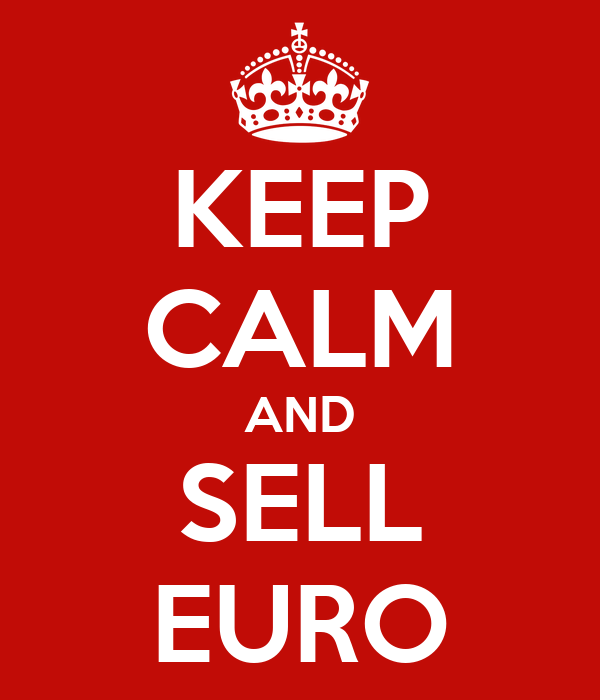 Sell euro