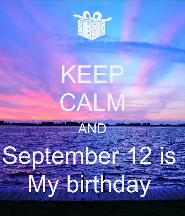 12. September