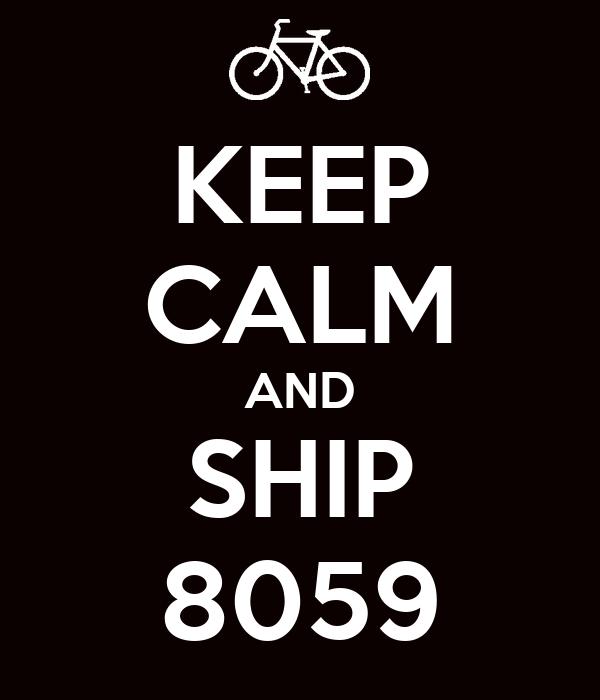 KEEP CALM AND SHIP 8059