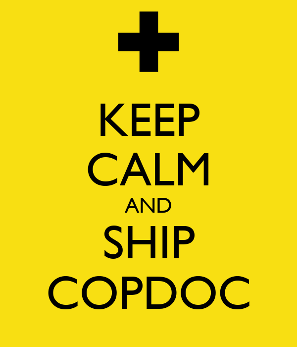 KEEP CALM AND SHIP COPDOC