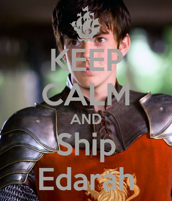 KEEP CALM AND Ship Edarah