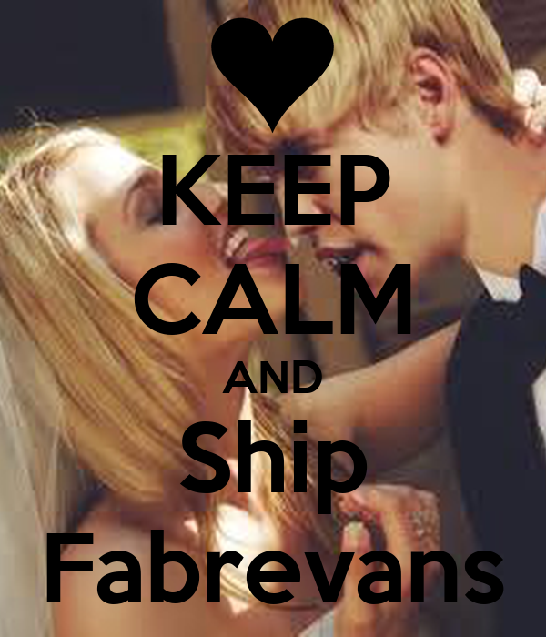KEEP CALM AND Ship Fabrevans