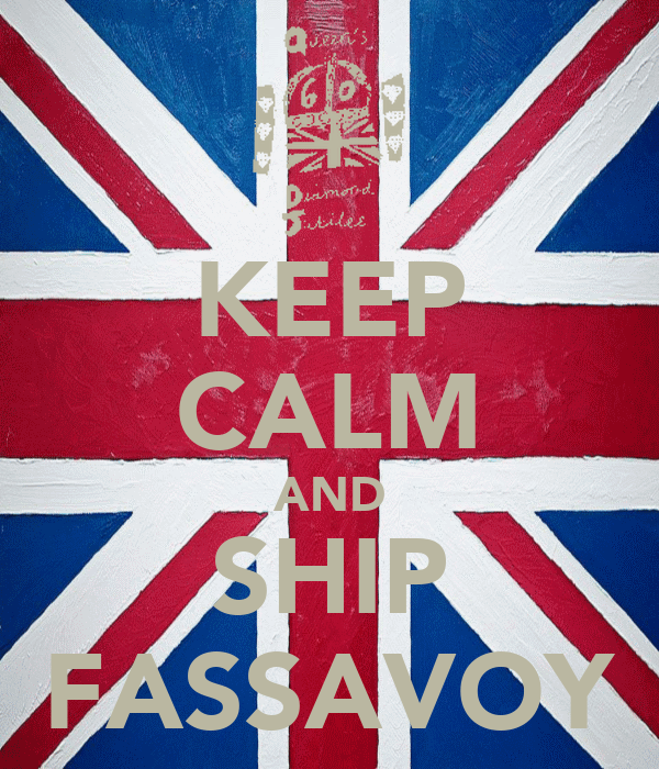 KEEP CALM AND SHIP FASSAVOY