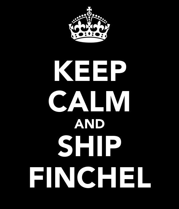 KEEP CALM AND SHIP FINCHEL