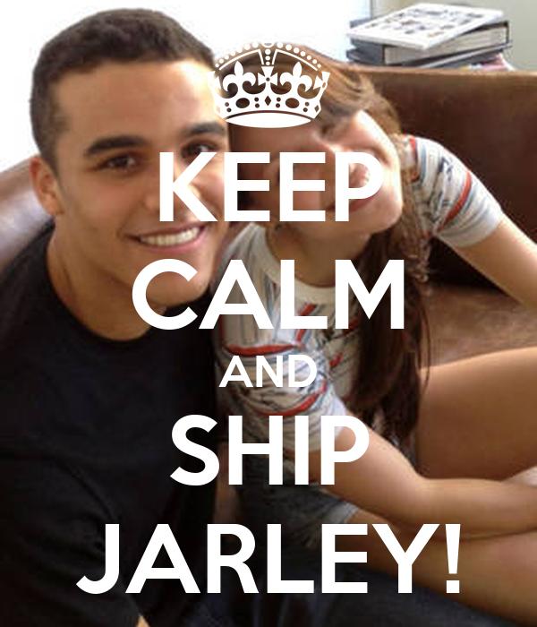 KEEP CALM AND SHIP JARLEY!