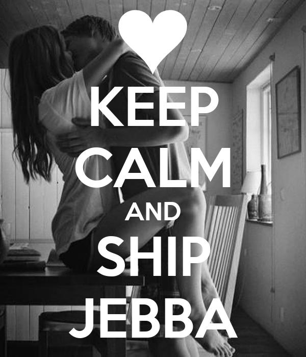 KEEP CALM AND SHIP JEBBA