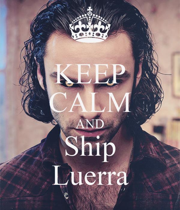 KEEP CALM AND Ship Luerra