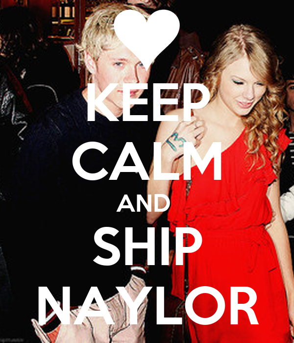 KEEP CALM AND  SHIP NAYLOR