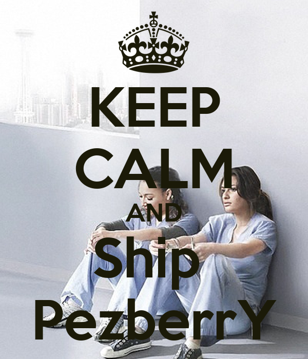 KEEP CALM AND Ship  PezberrY