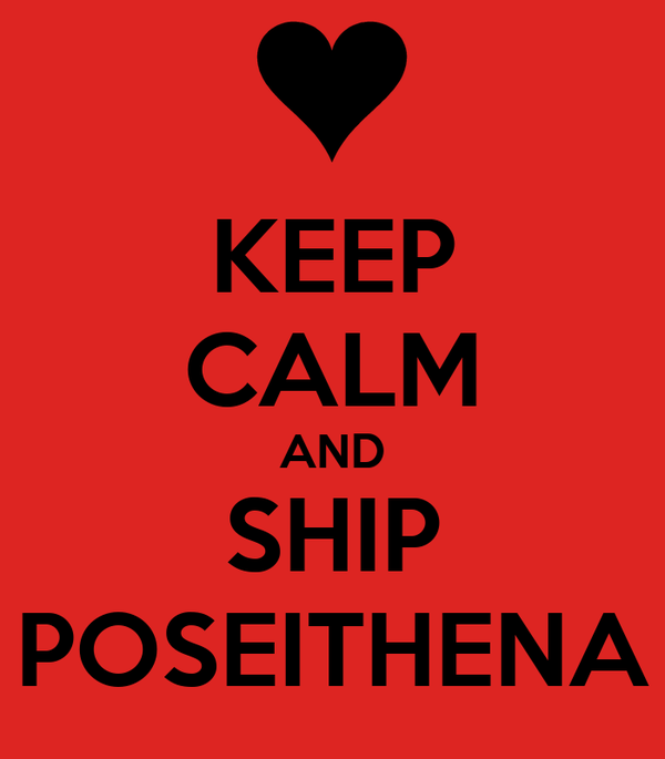 KEEP CALM AND SHIP POSEITHENA