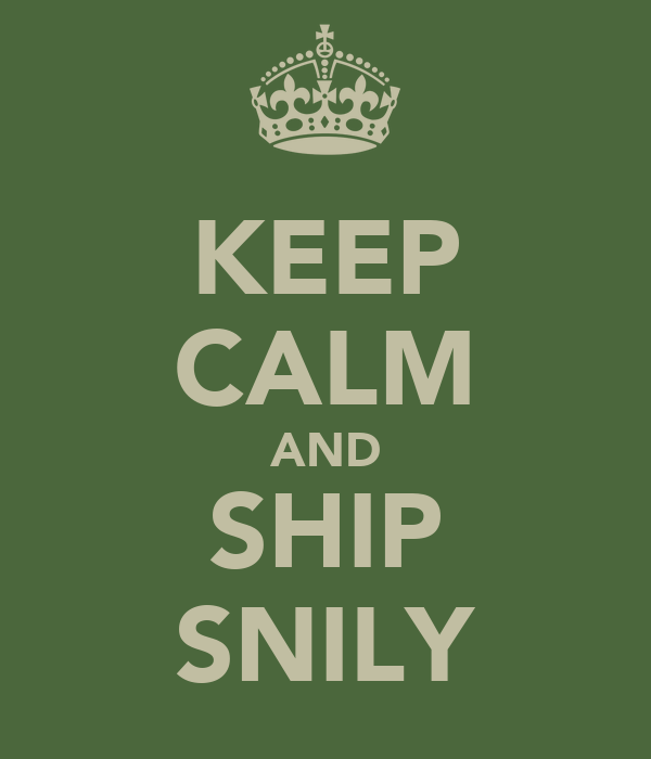 KEEP CALM AND SHIP SNILY