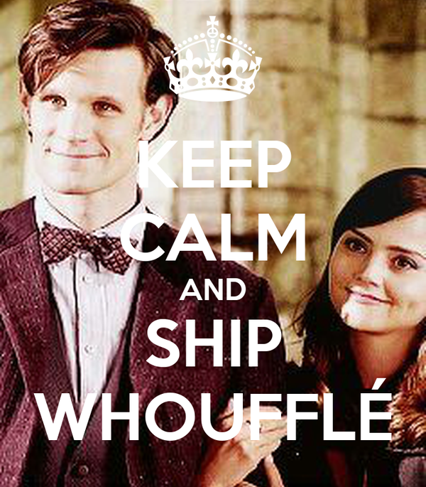 KEEP CALM AND SHIP WHOUFFLÉ