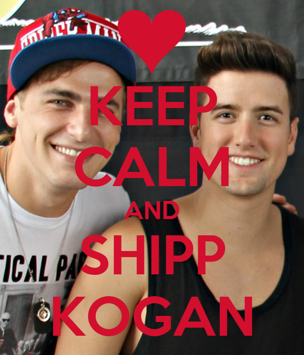 KEEP CALM AND SHIPP KOGAN
