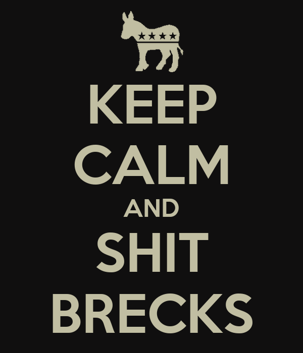 KEEP CALM AND SHIT BRECKS