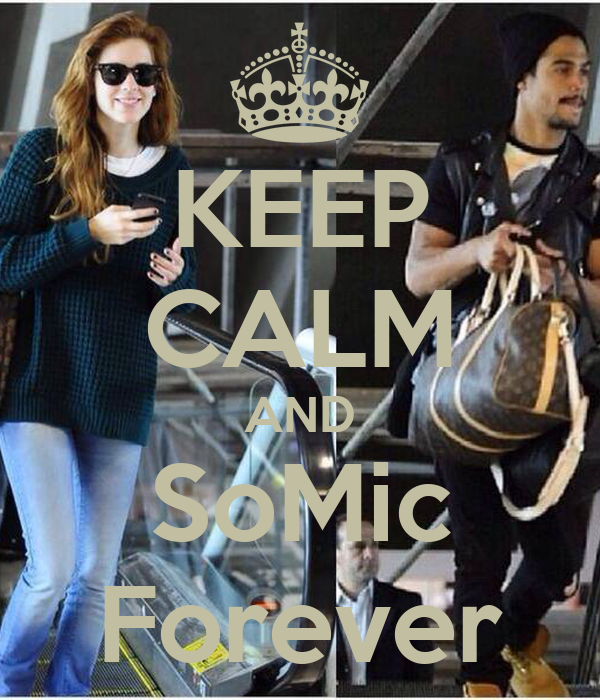 KEEP CALM AND SoMic Forever