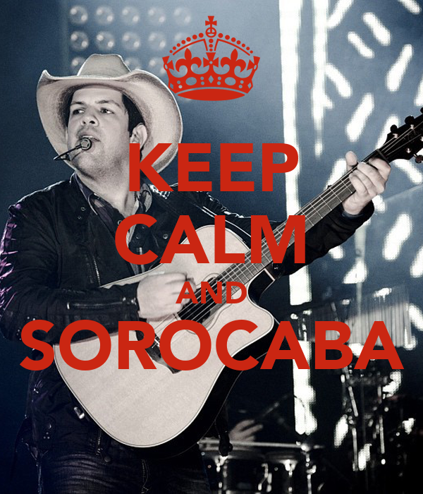 KEEP CALM AND SOROCABA