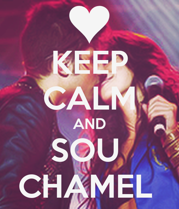 KEEP CALM AND SOU  CHAMEL