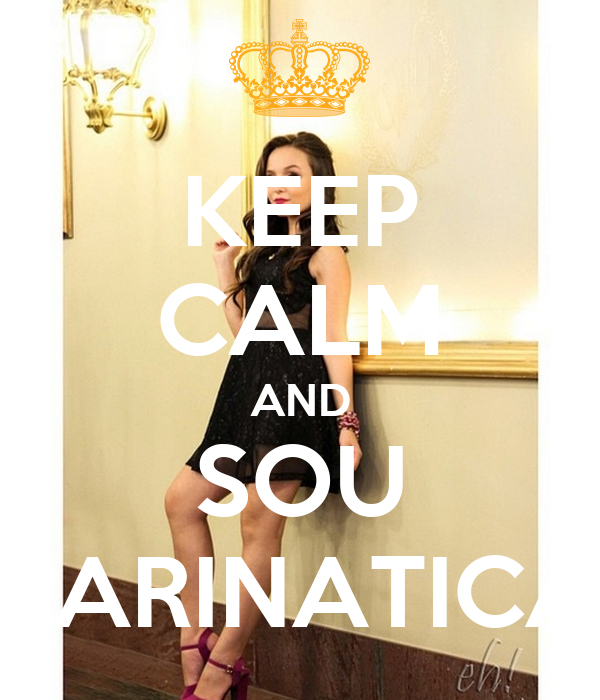 KEEP CALM AND SOU LARINATICA