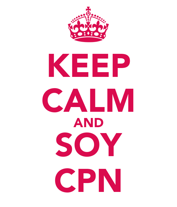 KEEP CALM AND SOY CPN