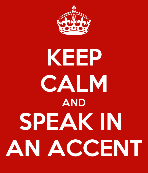 how to speak in us accent