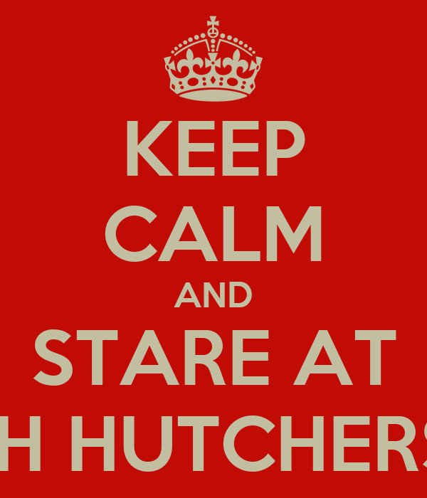 KEEP CALM AND STARE AT JOSH HUTCHERSON