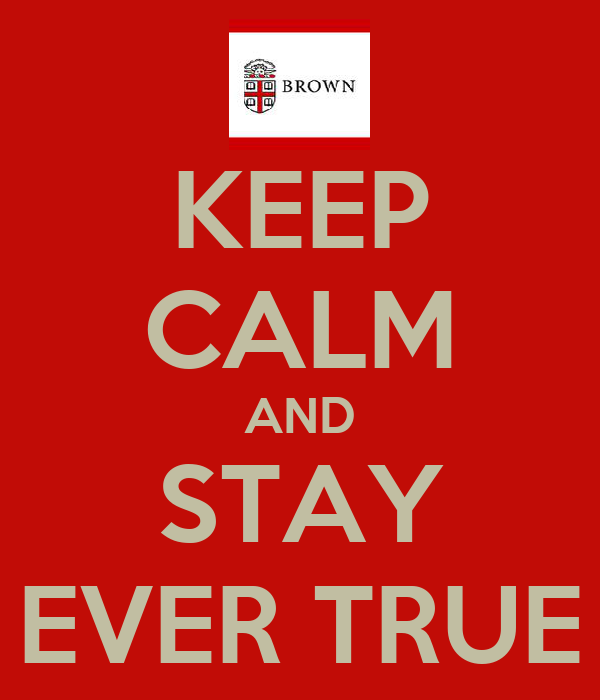 KEEP CALM AND STAY EVER TRUE