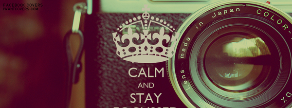 KEEP CALM AND STAY FOCUSSED