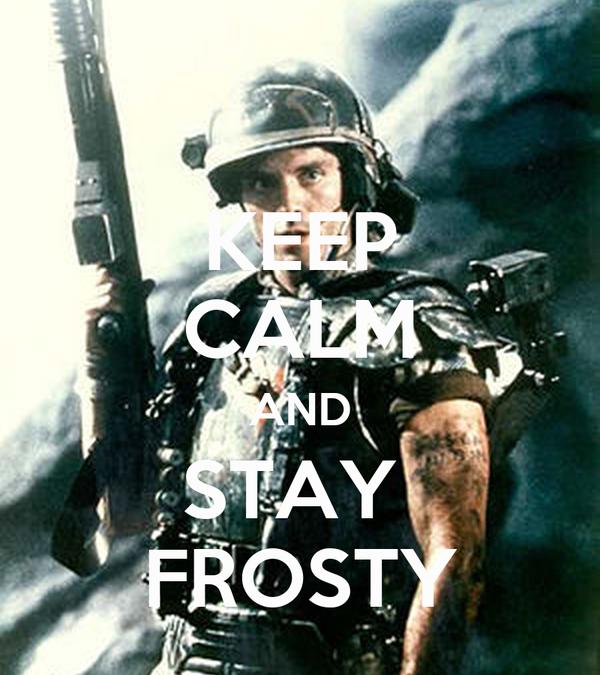 Xcom  Build Frost Grenade