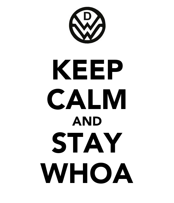 KEEP CALM AND STAY WHOA