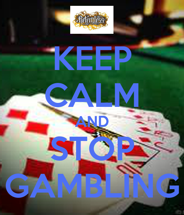 how to stop internet gambling