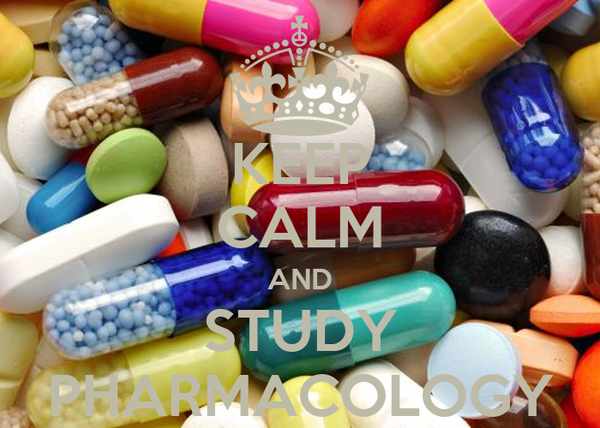 Keep calm and focus on Pharmacology Magnet | Zazzle.com