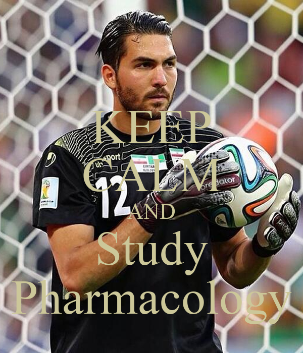 Keep Calm and Trust the Pharmacologist - teepublic.com