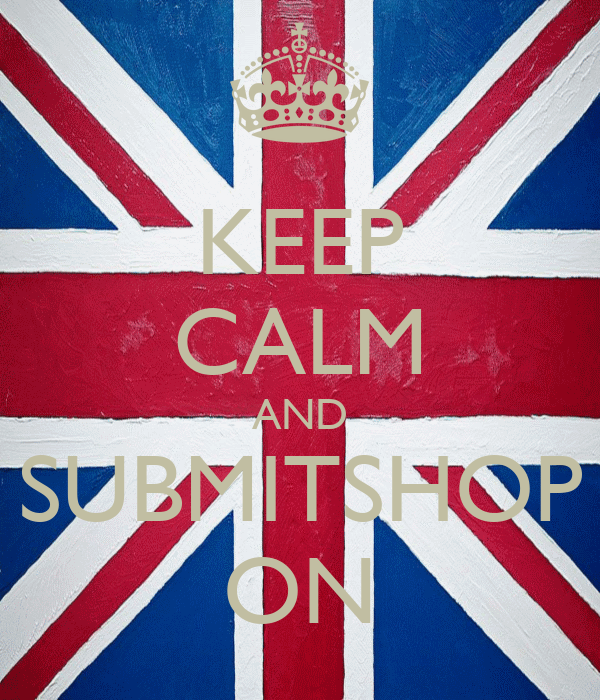 KEEP CALM AND SUBMITSHOP ON