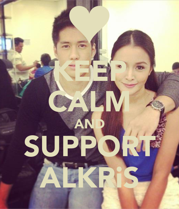 KEEP CALM AND SUPPORT ALKRiS