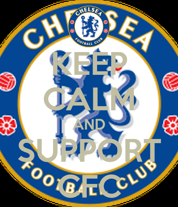 KEEP CALM AND SUPPORT CFC