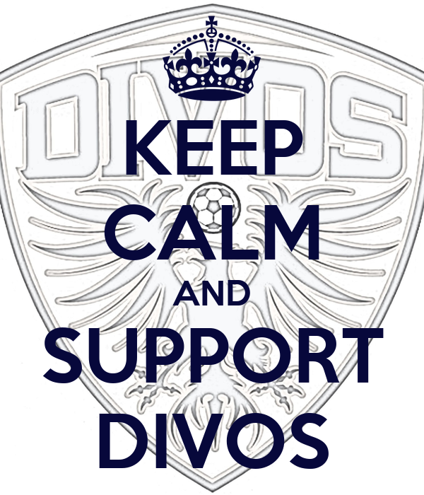 KEEP CALM AND SUPPORT DIVOS