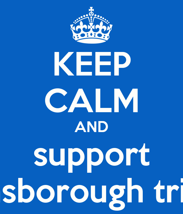 KEEP CALM AND support gainsborough trinity