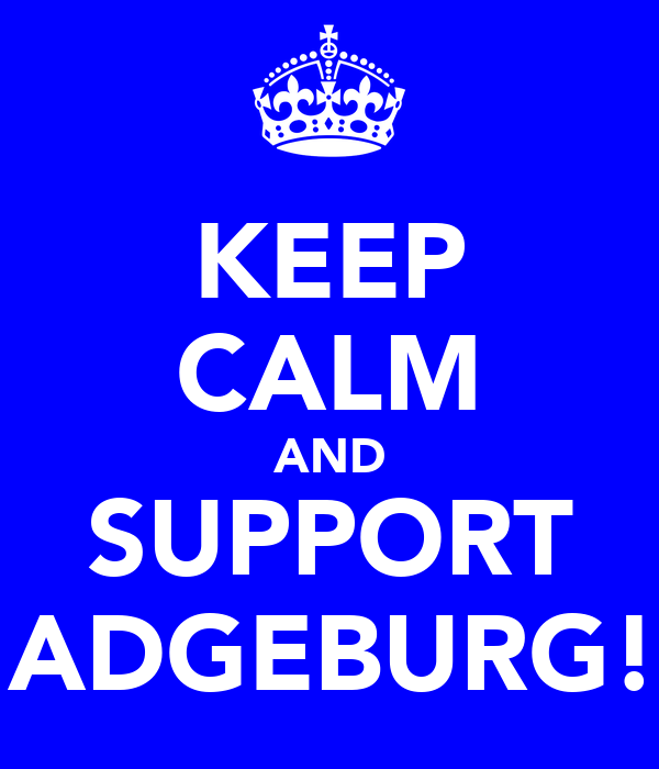 KEEP CALM AND SUPPORT MADGEBURG!!!