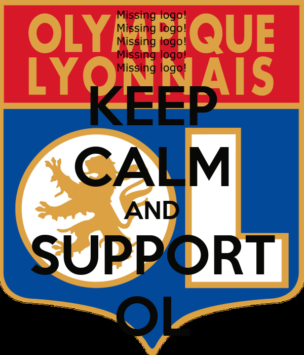 KEEP CALM AND SUPPORT OL