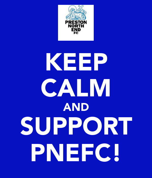KEEP CALM AND SUPPORT PNEFC!