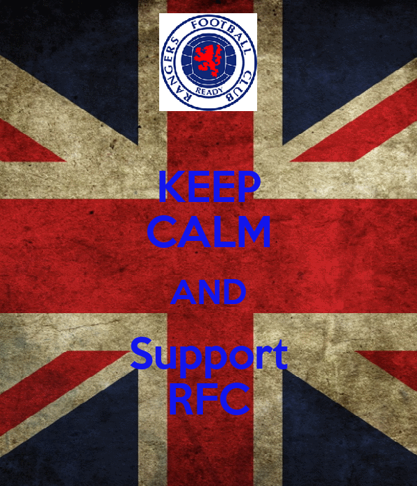 KEEP CALM AND Support RFC