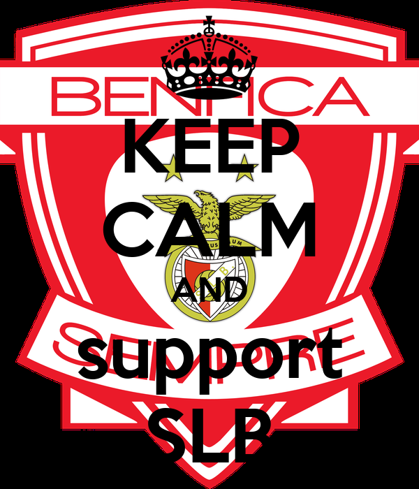 KEEP CALM AND support SLB