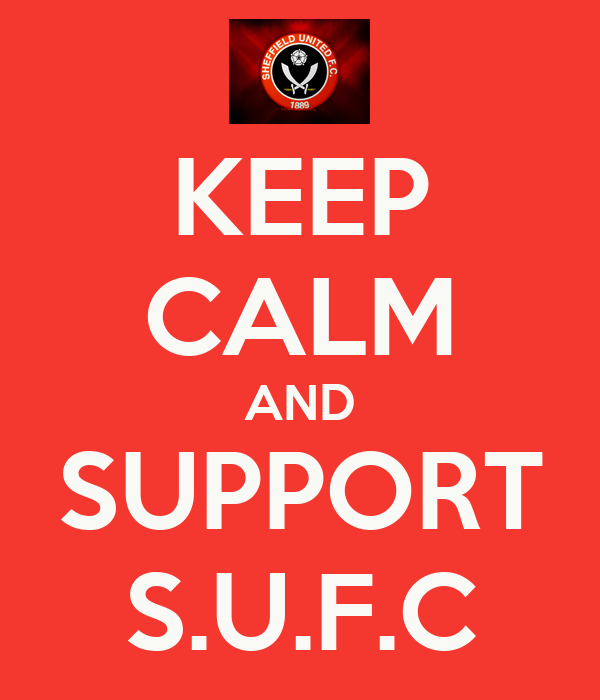 KEEP CALM AND SUPPORT S.U.F.C