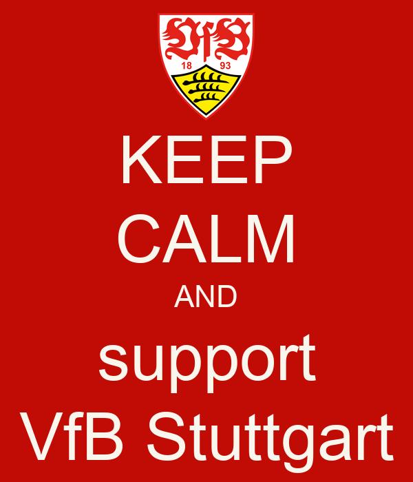 vfb stuttgart poster