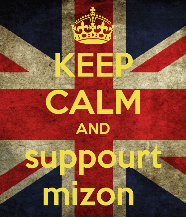 KEEP CALM AND suppourt mizon
