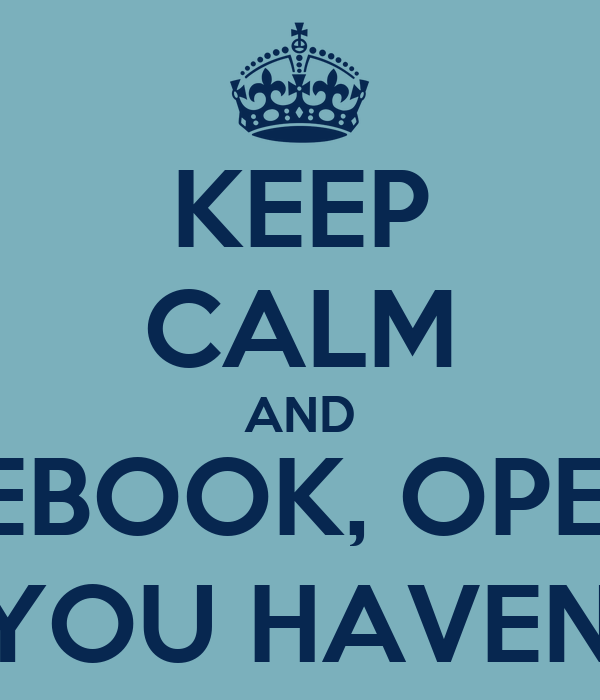 KEEP CALM AND SWITCH OFF FACEBOOK, OPEN THE BOOK AND REVISE EVERYTHING YOU HAVEN'T DONE UNTIL NOW